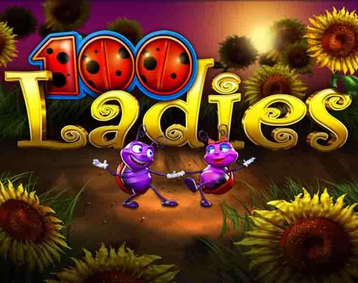 100 Ladies Slot Machine by IGT